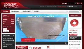 Concept Auto Rally