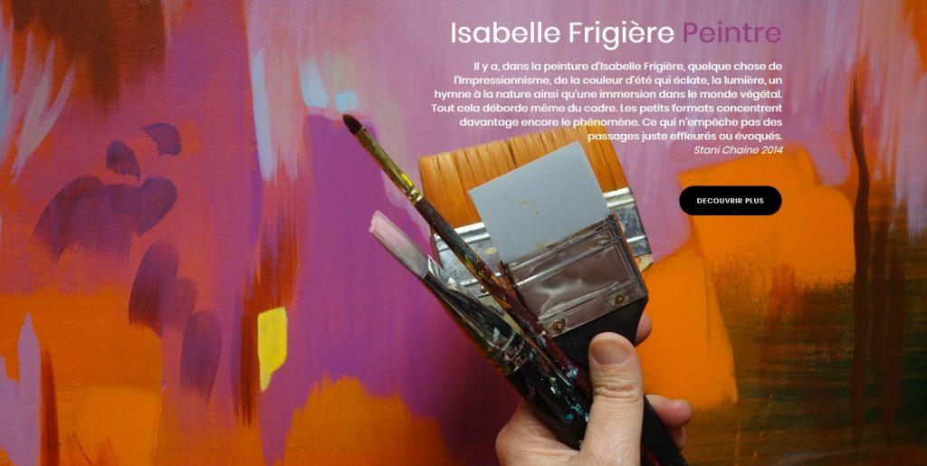 Isabelle Frigière